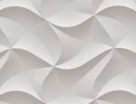 Gipsowe panele dekoracyjne Origami DUNES - zdjęcie 1