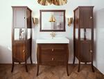 Drewniane meble łazienkowe BARREL DEFRA - zdjęcie 1