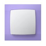 Łącznik jednobiegunowy ŁP-1S/00 ramka w kolorze lawendowym seria Karo OSPEL