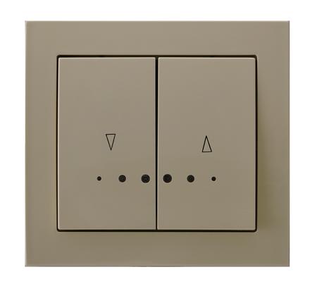 Łącznik żaluzjowy z podświetleniem ŁP-7WS/01 seria Kier OSPEL