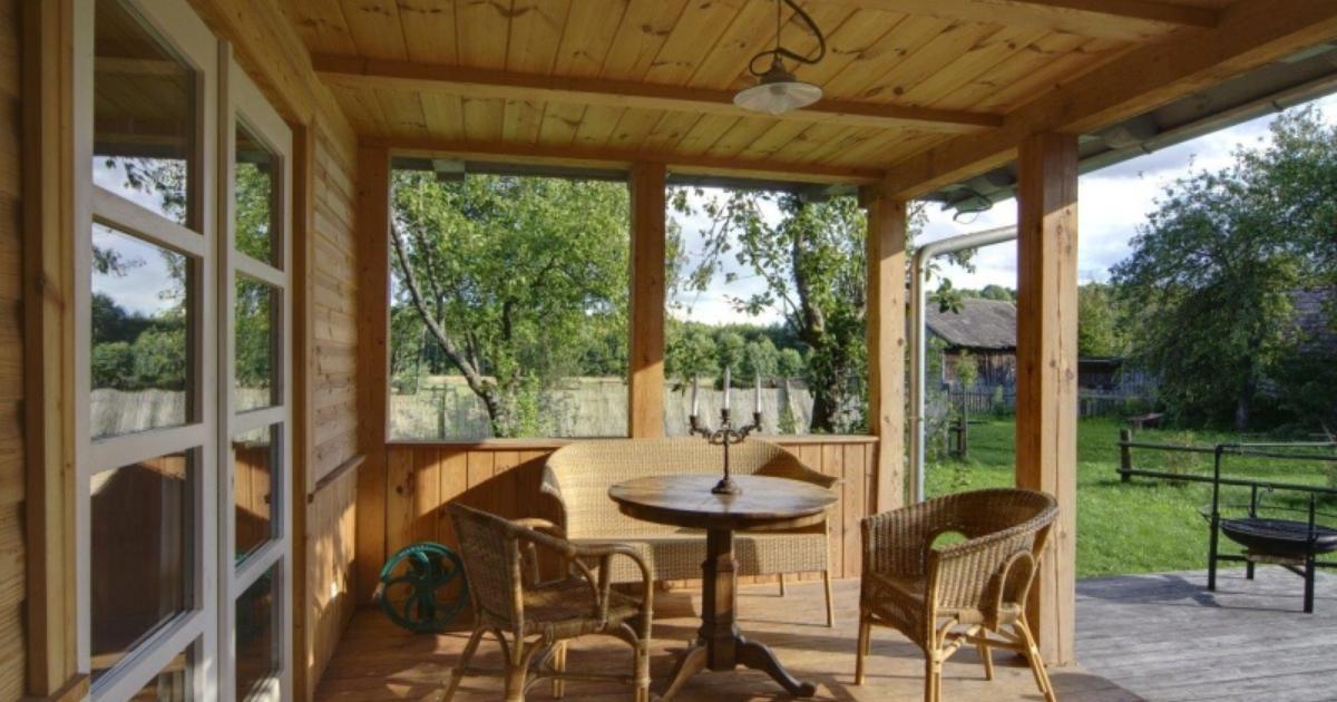 Wiklinowe Meble Ogrodowe Swietnie Uzupelnia Drewniany Taras