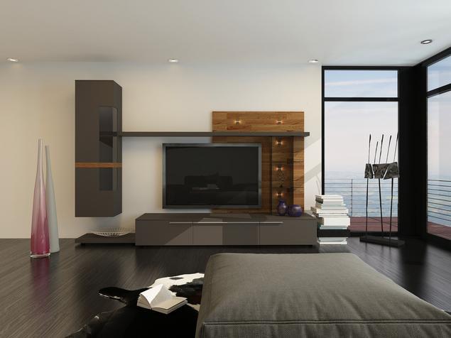Jakie meble do salonu? Styl minimalistyczny