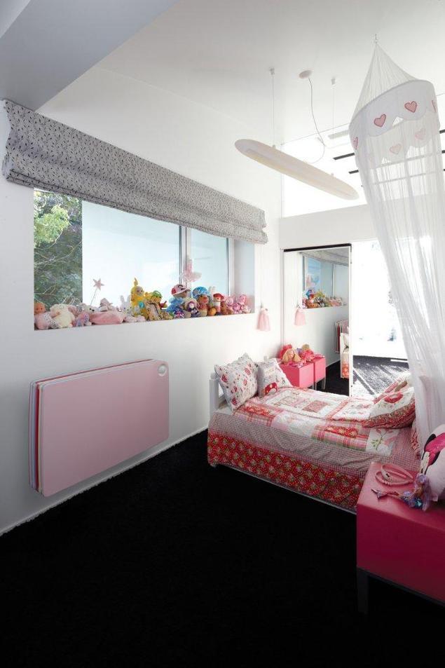 Ciepło i komfort – dziewczęcy pokój