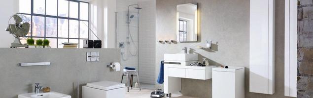 Aranżacja łazienki w stylu loft