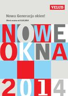 Nowa Generacja okien 2014 VELUX